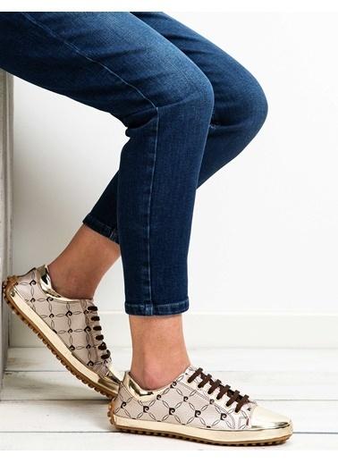 Pierre Cardin Sneakers Kahve